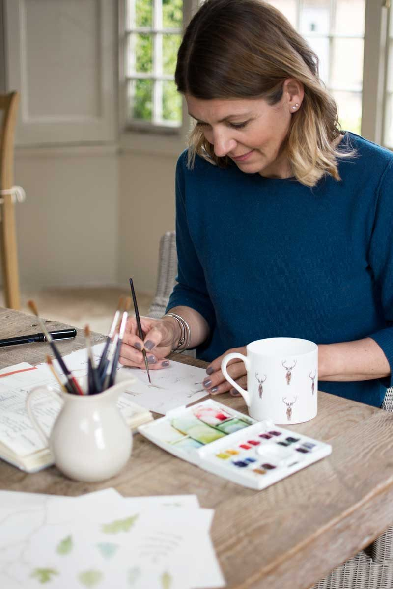 Interview with homewares designer Sophie Allport