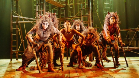 The Jungle Book at Richmond Theatre
